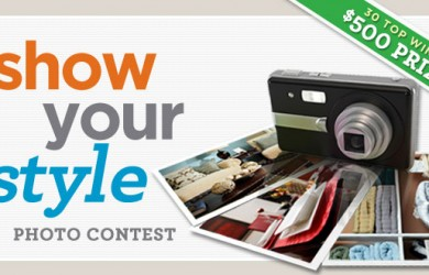 enter the show your style contest
