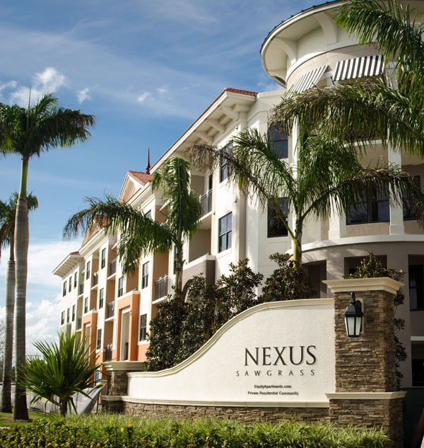 Welcome to Nexus Sawgrass