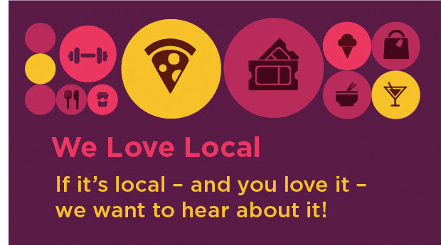 We Love Local