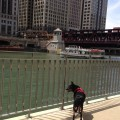 One of our favorite spots on the Chicago River