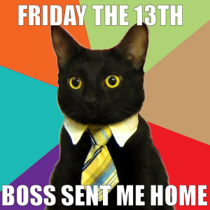 business-cat-friday-the-13th