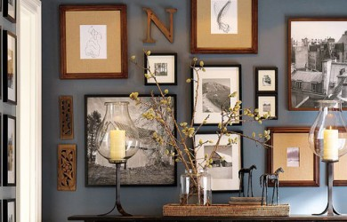 How To Layout Picture Perfect Wall Art