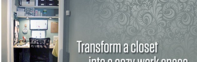 transform a closet