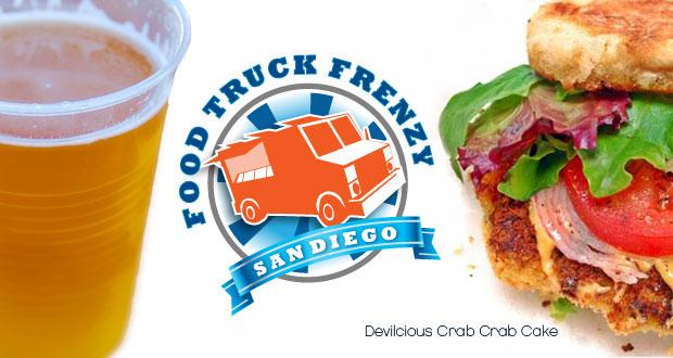 San Diego Food Truck Frenzy
