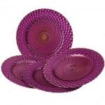 http://www.kohls.com/product/prd-1278188/BBJ-Luxe-4-pc-Fuchsia-Charger-Plate-Set.jsp?src=yQNx6w6CcO8&siteID=yQNx6w6CcO8-3mHxkFGrlwCnLYlXuuY3Sg